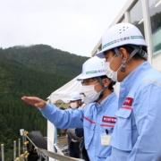 Minorikawa at Naruse Dam