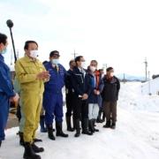 Minorikawa big snow